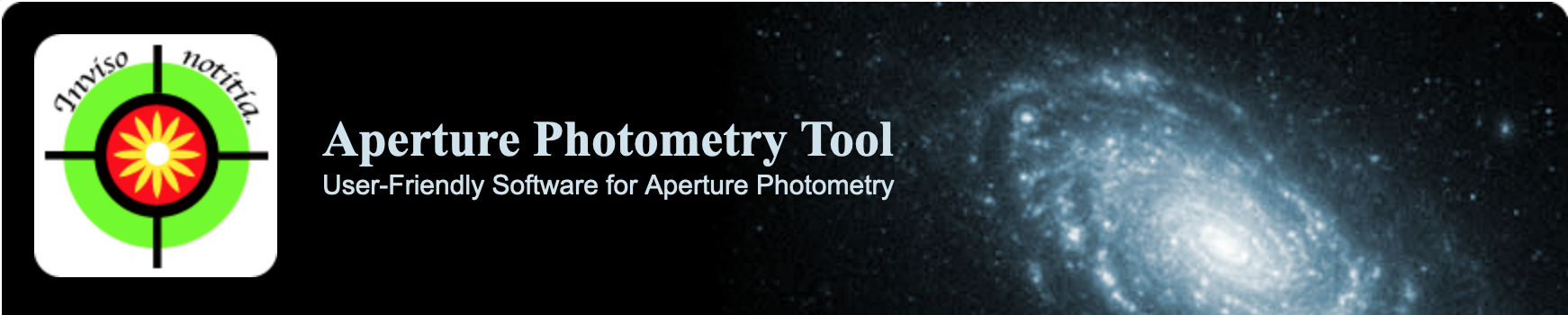 Aperture Photometry Tool